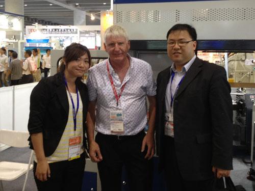 epac machinery managing director john kortegast with tk diing kuen